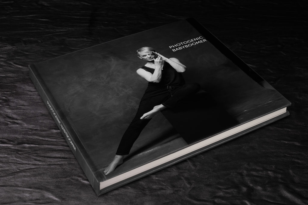 "Model Book \""Photogenic Babyboomer\"""
